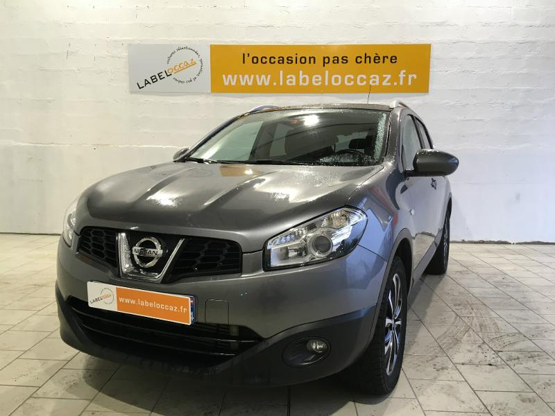 NISSAN Qashqai 2.0 dCi 150ch FAP Connect Edition All-Mode Euro5