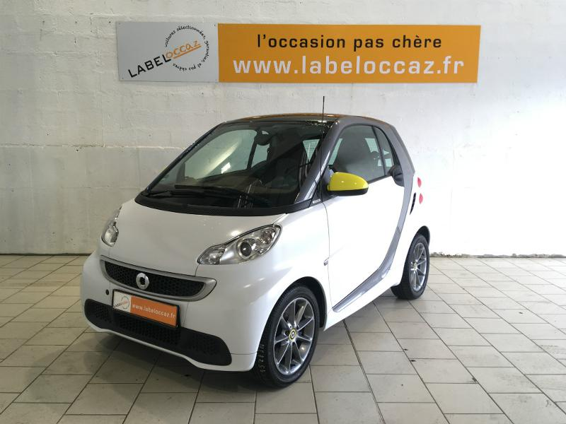 SMART Fortwo Coupe 71ch mhd BoConcept Softouch