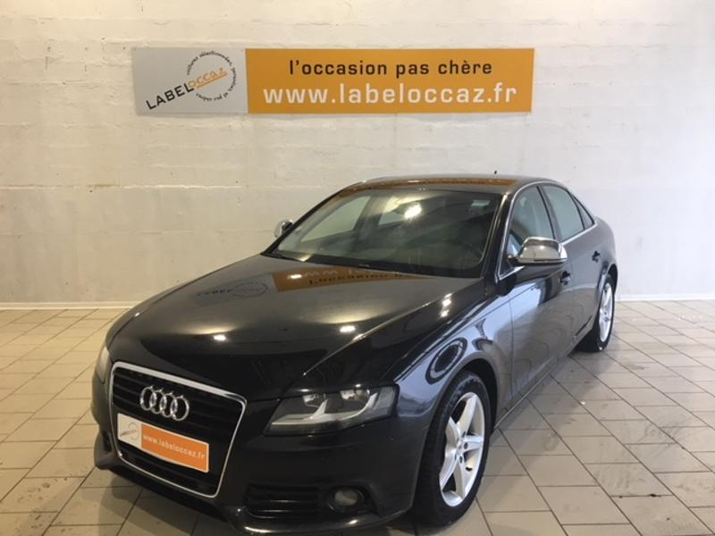AUDI A4 2.0 TDI 136ch DPF Ambition Luxe