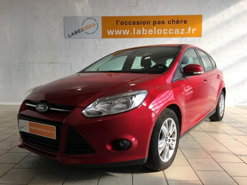 FORD Focus 1.6 TDCi 115ch FAP Stop&Start Edition 5p