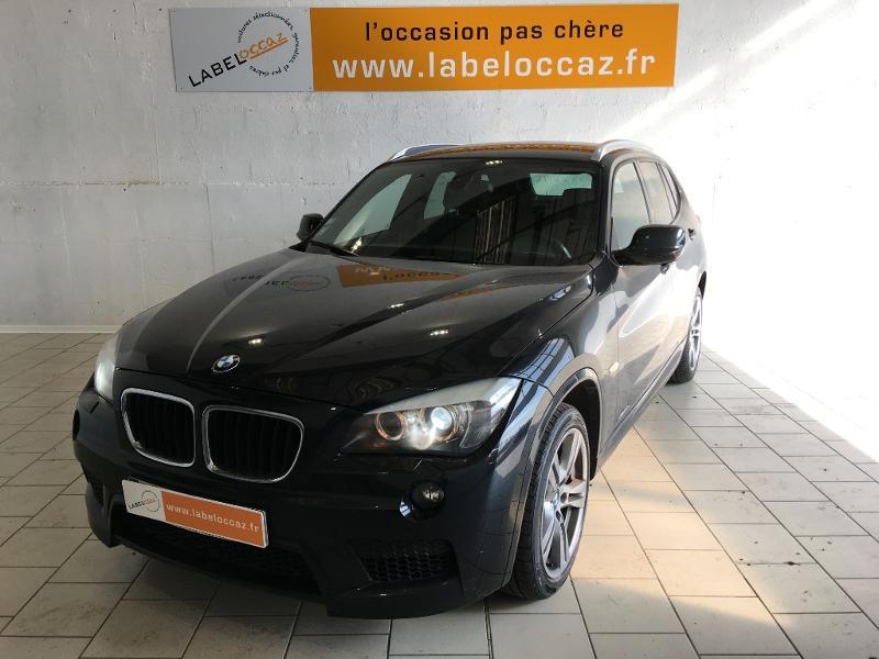 BMW X1 xDrive20d 177ch Sport Design
