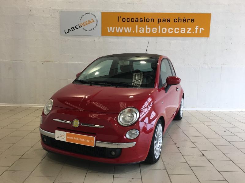 FIAT 500 1.4 16v 100ch Sport