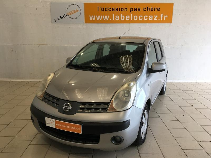 NISSAN Note 1.5 dCi 68ch Mix