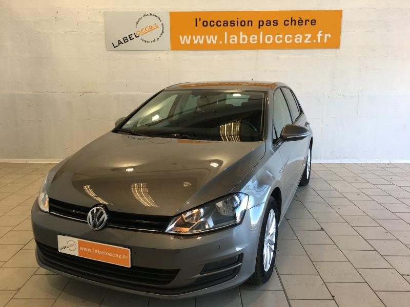 VOLKSWAGEN Golf 1.6 TDI 105ch BlueMotion Technology FAP Cup 5p