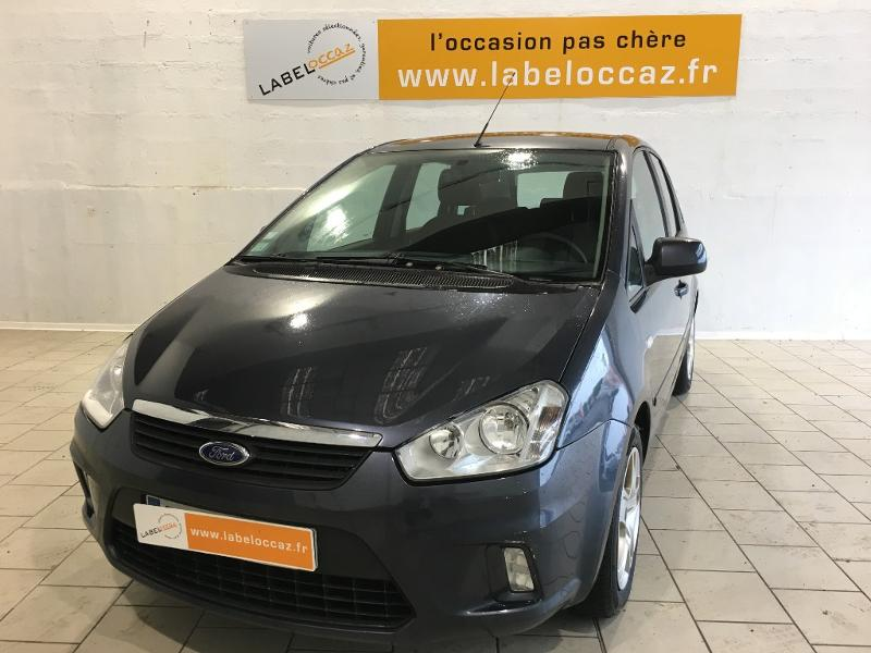 FORD C-MAX 1.6 TDCi 90ch Trend