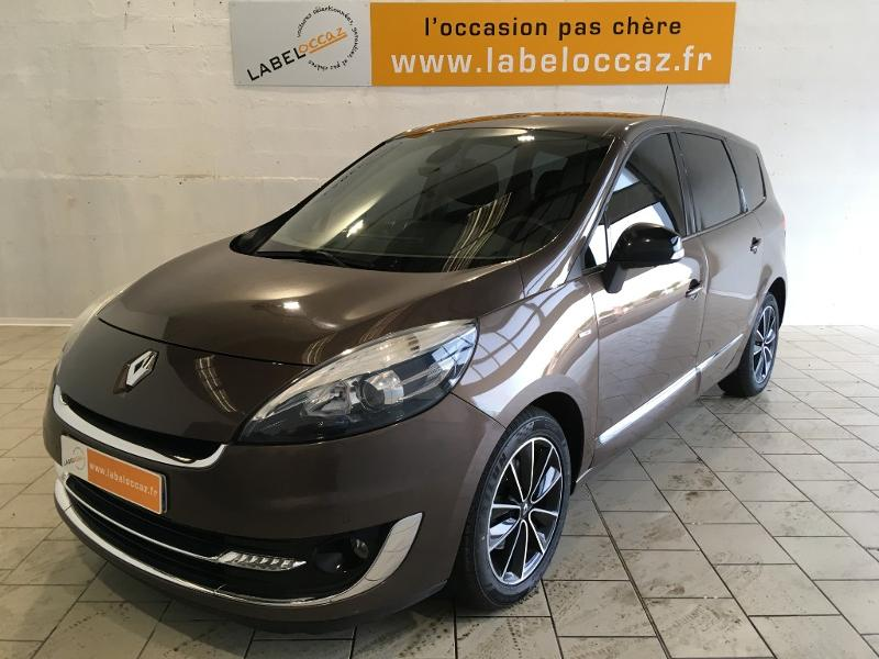 RENAULT Grand Scenic 1.6 dCi 130ch energy Bose eco² 7 places