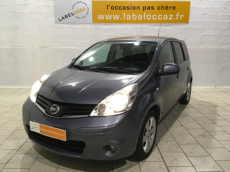 NISSAN Note 1.5 dCi 86ch Connect Edition