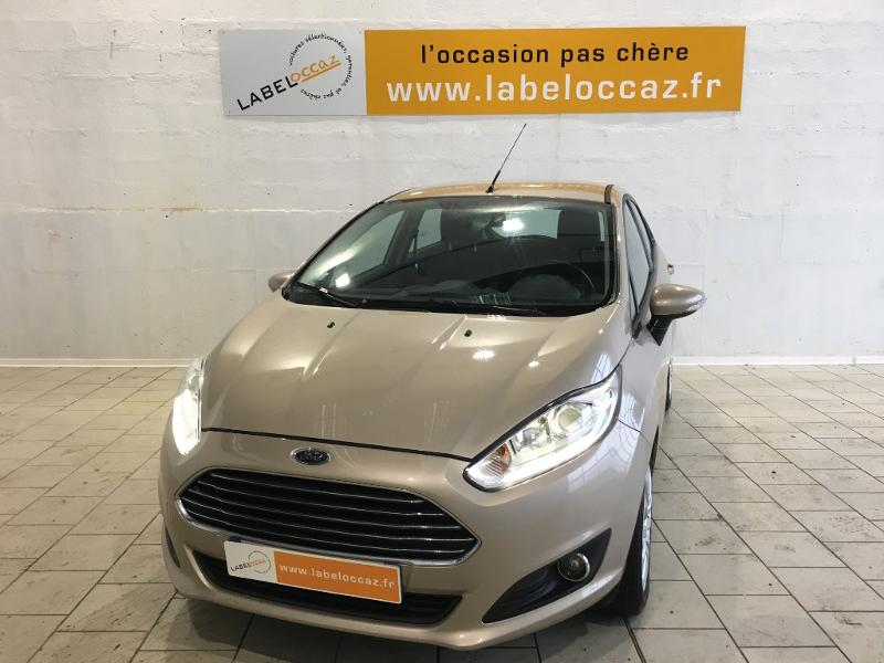 FORD Fiesta 1.5 TDCi 75ch Stop&Start Edition 5p