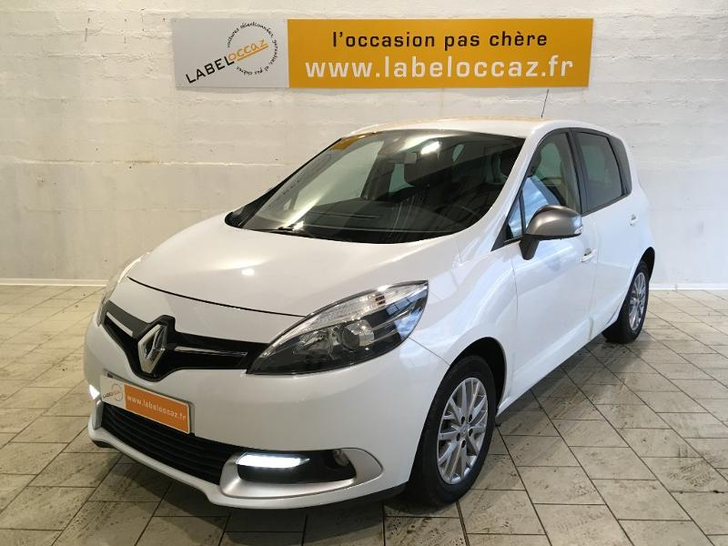 RENAULT Scenic 1.5 dCi 110ch Limited