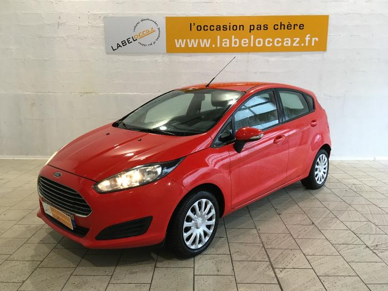 FORD Fiesta 1.0 EcoBoost 100ch Stop&Start Trend 5p