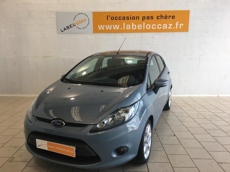 FORD Fiesta 1.4 TDCi 70ch FAP Trend 5p