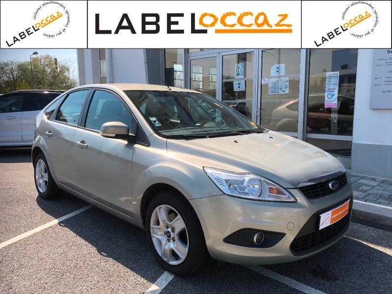 FORD Focus 1.6 TDCi 90ch FAP Trend 5p