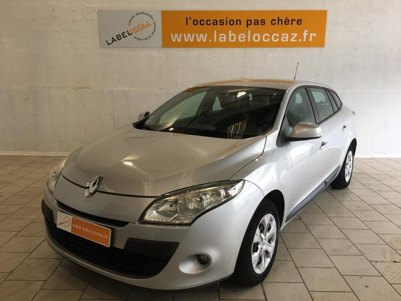 RENAULT Megane 1.5 dCi 105ch Expression eco²
