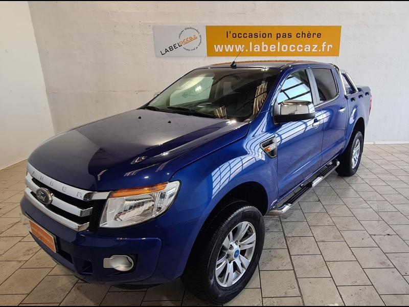 FORD Ranger 2.2 TDCi 150ch Double Cabine XLT Sport 4x4
