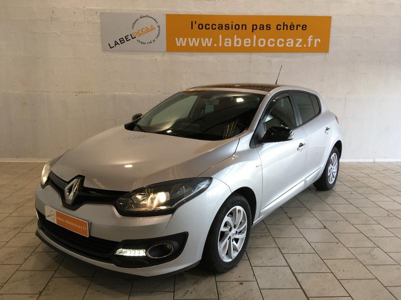 RENAULT Megane 1.5 dCi 110ch energy Limited eco² 2015