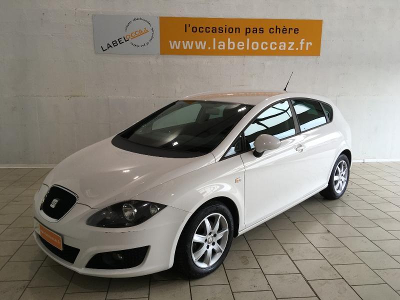 SEAT Leon 1.6 TDI105 FAP Style E-Ecomotive